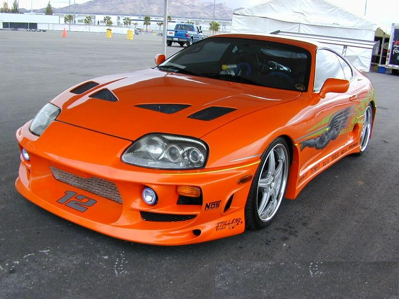 fast and the furious supra specs