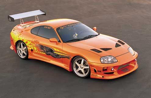 "... Gallery ""The Fast & the Furious"" Supra 1995 toyota supra fatf 12"