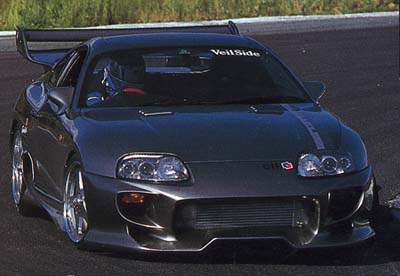 Veilside Supra Veilside Toyota Supra 01