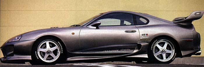 Veilside Supra Veilside Toyota Supra